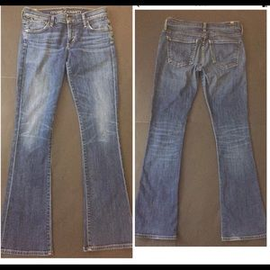 Citizens of Humanity flare leg jeans 27